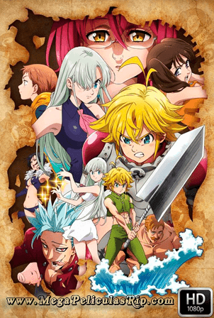 The Seven Deadly Sins Temporada 4 [1080p] [Latino-Japones] [MEGA]
