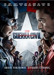 Capitão América 3: Guerra Civil