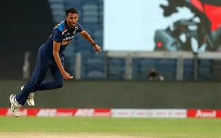 Prasidh Krishna 4-54 vs England Highlights