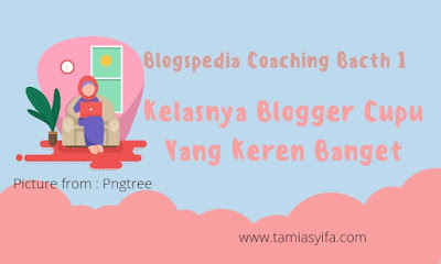 Blogspedia coaching bacth1