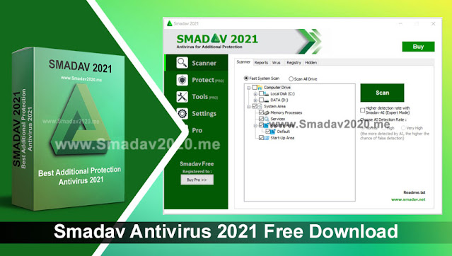 Smadav Antivirus 2021 Free Download