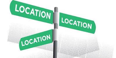 Location, Location & Location