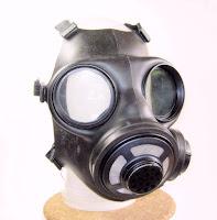 Dänische Gasmaske
