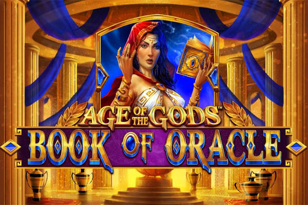 ULASAN SLOT AGE OF THE GODS : BOOK OF ORACLE (PLAYTECH) | RTP 96,48%