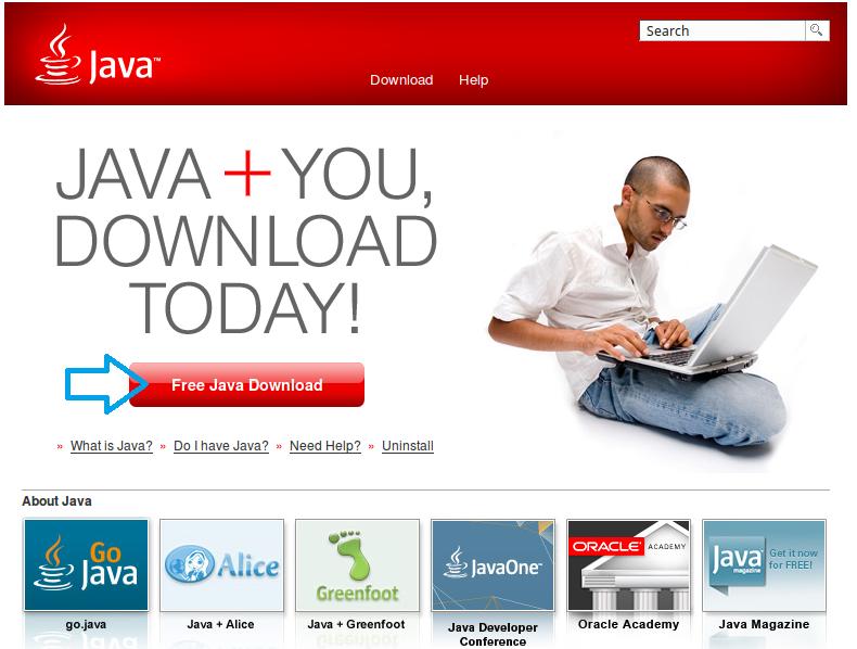 How do I install Java online for Firefox on Windows?