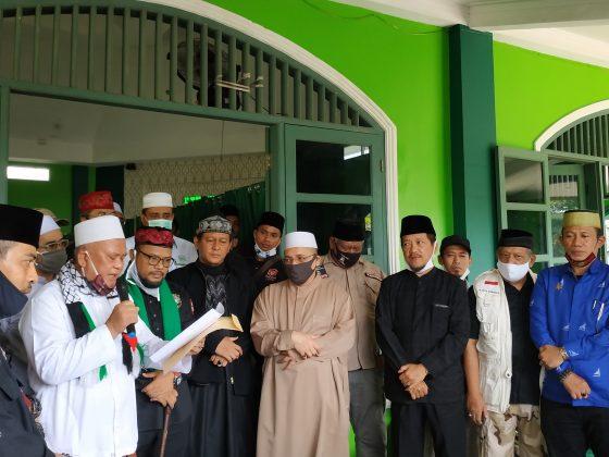 Ulama, Habaib dan Kiai Deklarasi Tolak Kebangkitan PKI