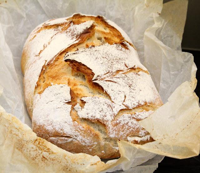 Casserole Baked Bread