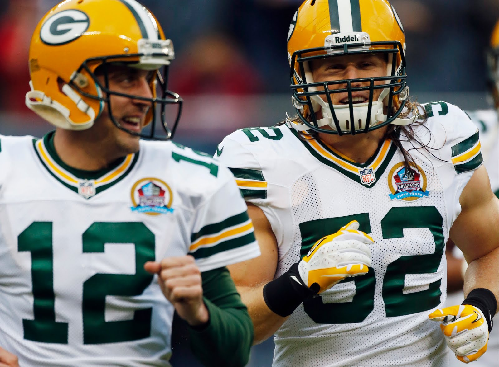 The Wearing Of the Green (and Gold): 2012