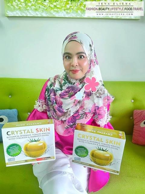 Review Crystal Skin dari Rish Beauty