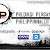BOCORAN ANGKA PHILIPPINALOTTERY 13 MEI 2020