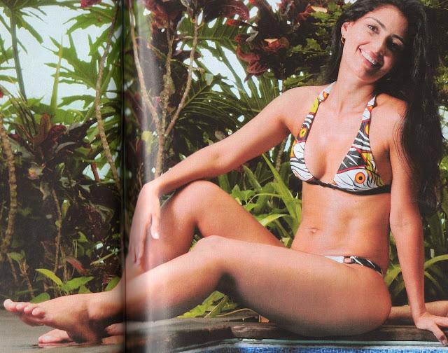 Brazilian Actress Patricia França Hot Photos Collection Actress Trend