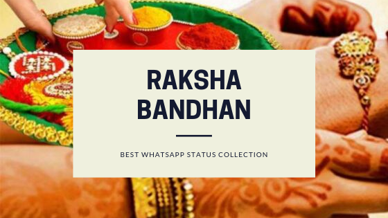Raksha Bandhan whatsapp msg in Hindi - English [2019] - 99Advice
