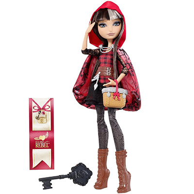 Ever After High Cerise Hood Basic Doll 2013