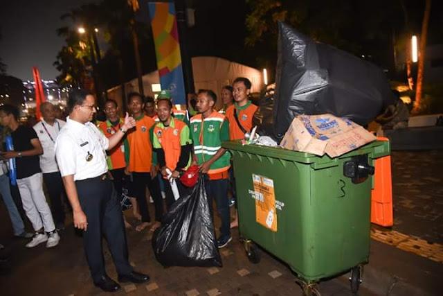 Heboh Netizen Bongkar Kelakuan Anies Saat Penutupan Asian Games