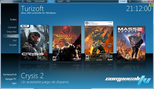 Turizoft Game Launcher Español Descargar 1 Link 2012