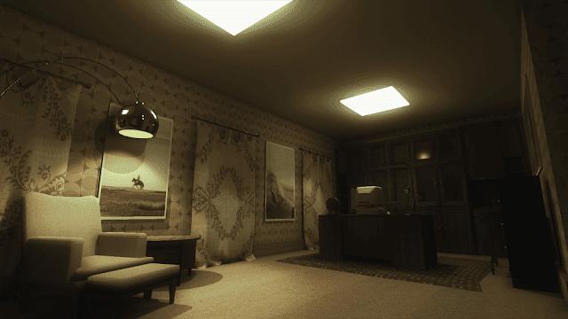 stalker horror games for PS4