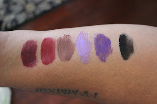 The Ultimate Nyx Lippie Review