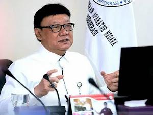Menteri Tjahjo Kumolo Keluarkan Surat Edaran Tentang Dispilin ASN