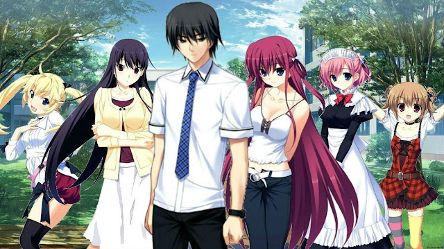 Rekomendasi Anime Visual Novel Terbaik
