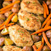 One Pan Chicken and Vegetables Recipe
