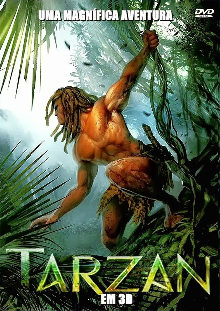 Tarzan - A Evolução Da Lenda - Dublado