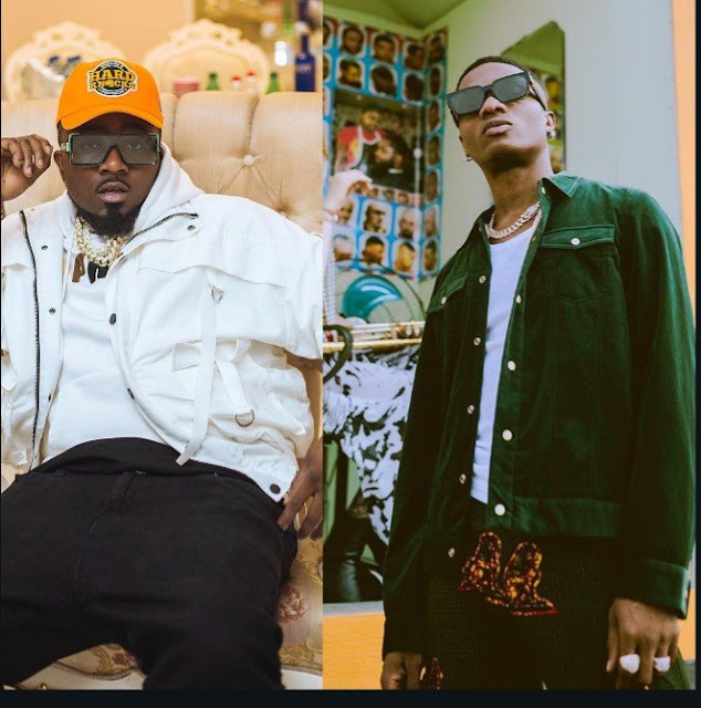 Ice Prince And Wizkid Reunites To Perform 'Molow Noni' (SEE VIDEO)