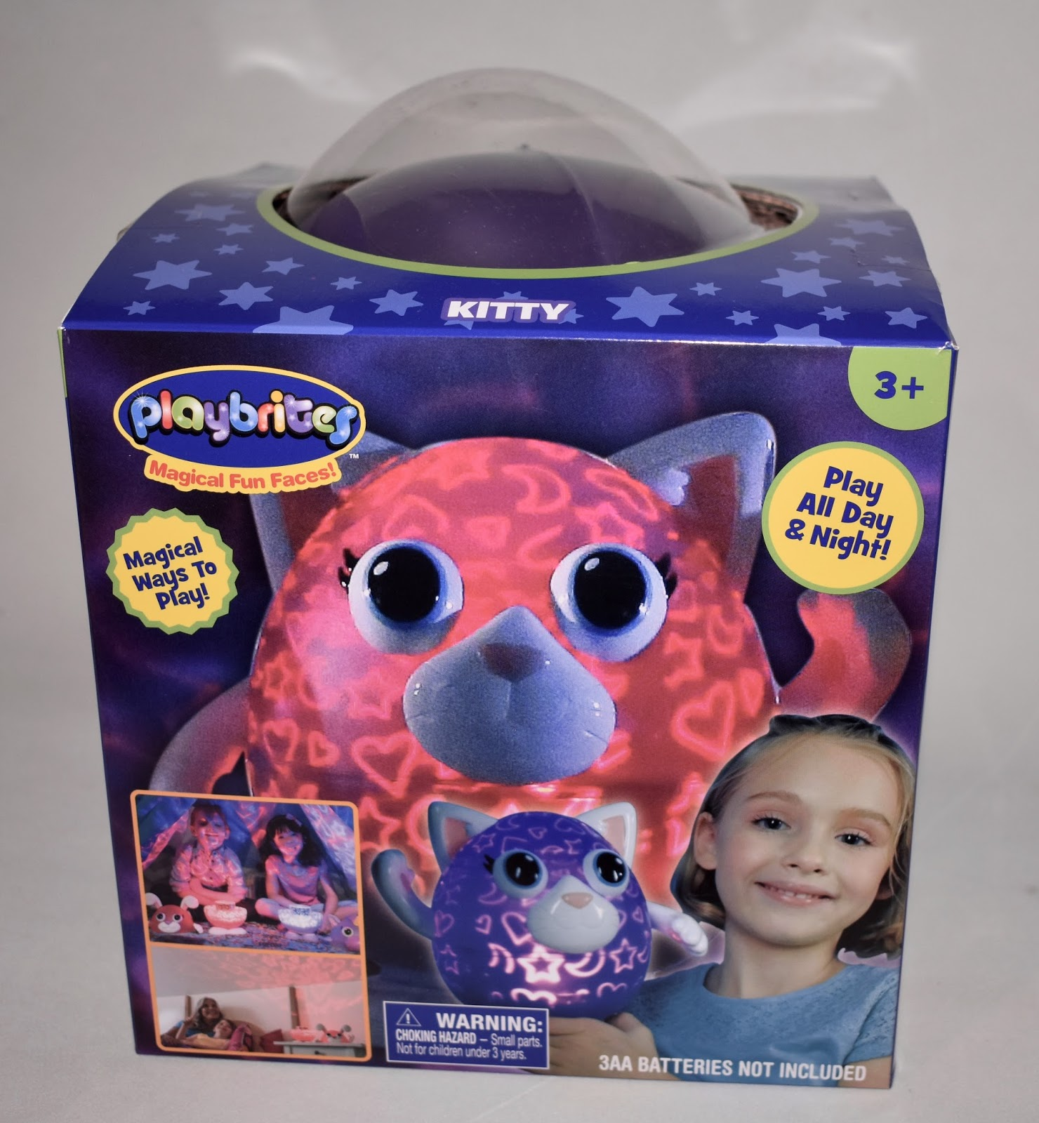 Kids Nightlight Day To Day Moments Playbrites Magical Fun Faces