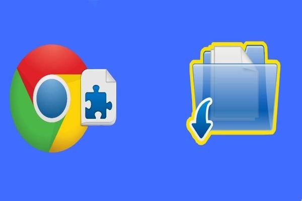 أفضل خمسة إضافات لمتصفح جوجل كروم ننصحك بها إذا كنت تفكر في تحميل الملفات بسرعة كبيرة !