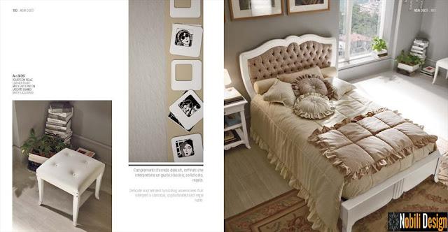 Furniture for the girl's bedroom - Top italian furniture brands