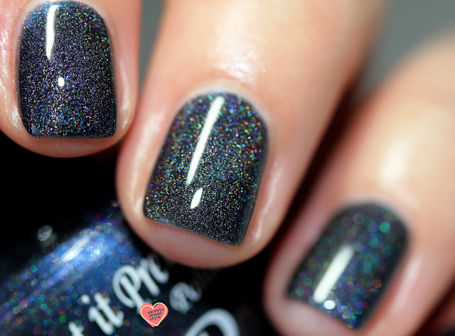 Paint It Pretty Force Field swatch by Streets Ahead Style