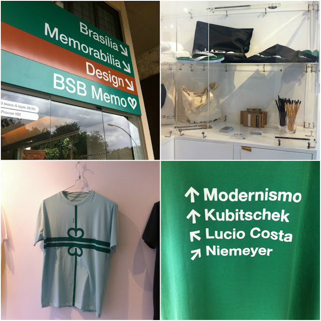 Onde comprar souvenirs de/em Brasília? BSB Memo