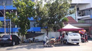 PD Pasar Tegas, Pasar Balong Selesai 31 Juli