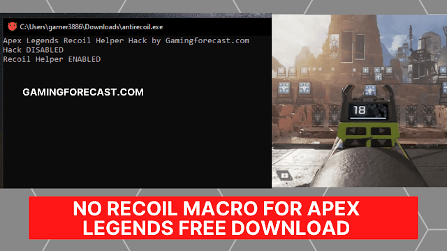 free apex legends no recoil hack