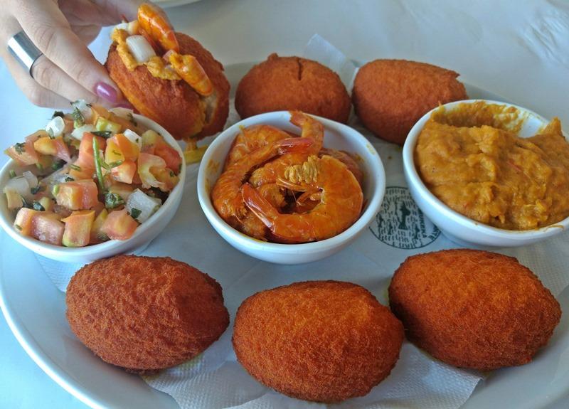 Comida regional em Salvador