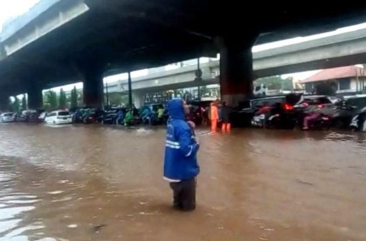 Hujan Dеrаѕ, Ini Titik Genangan dі Sеjumlаh Jalan Jakarta