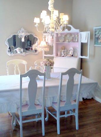 Fino a 250eur di buoni regalo con edison. Shabby Chic Dining Room Home Decor And Interior Design