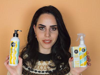 Cocunat Curl Spray Soluzione Fissante Per Capelli Ricci E Mossi Beautiful Beautiful Makeup