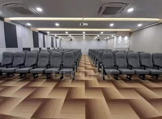 Seminar hall of Renatus wellness
