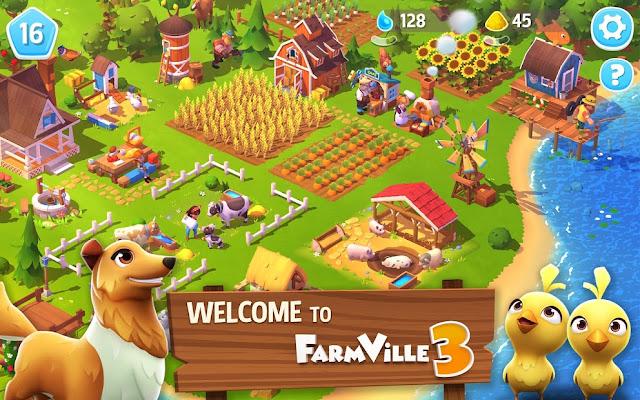 FarmVille 3 - Animals Hileli APK - Sınırsız Para Hileli APK