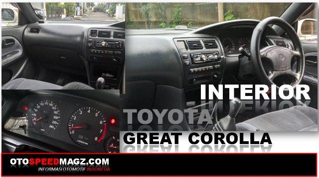 interior-toyota great corolla-mobil bekas murah