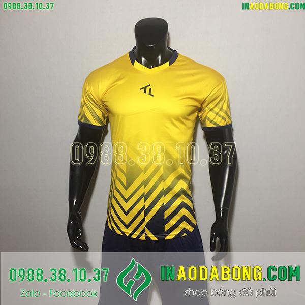 Áo không logo TL Raki màu vàng