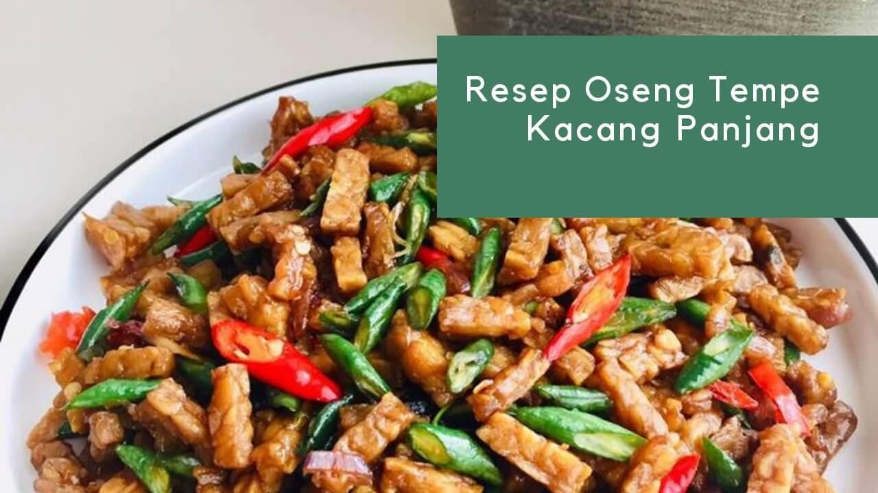 resep-oseng-tempe-kacang-panjang