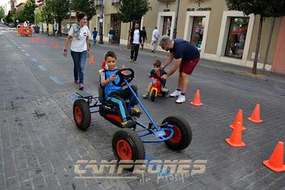 Semana de la Movilidad en Aranjuez