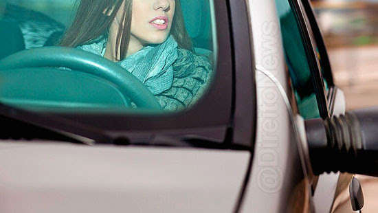 servidora carro proprio servico indenizada direito