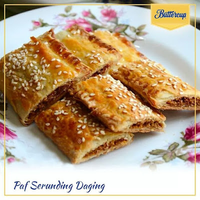 Paf Serunding Daging Dari Buttercup