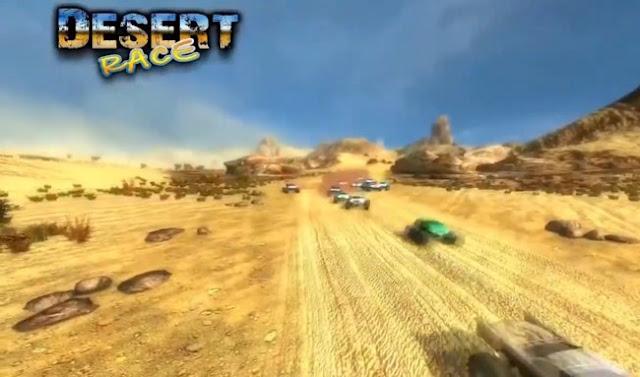 تحميل لعبة سباق سيارات الصحراء للكمبيوتر