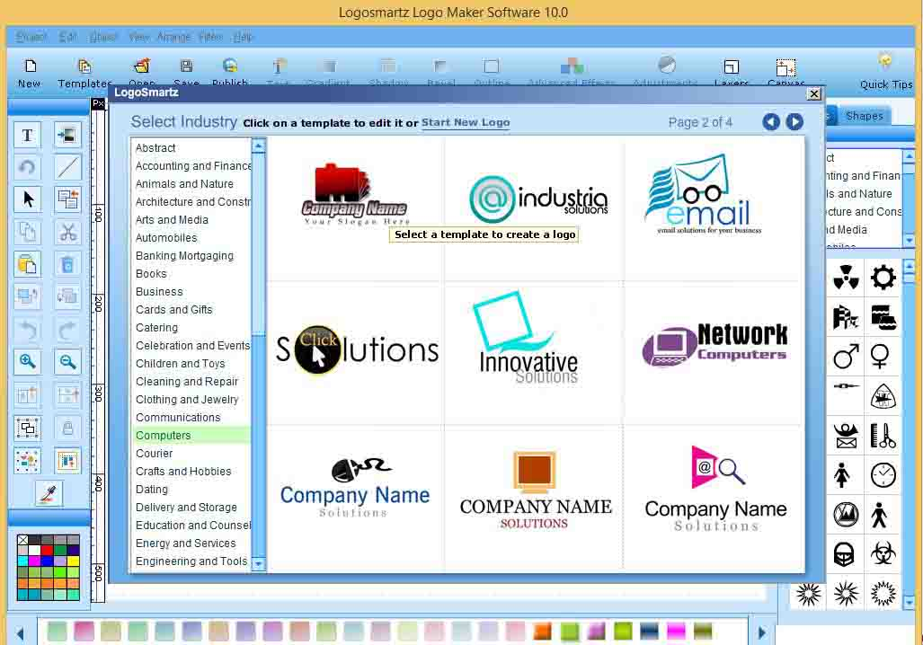 Logosmartz-Logo-Maker-screenshot1