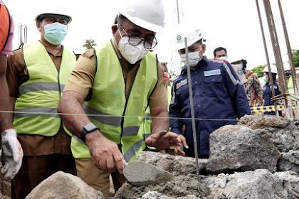 Pasca Gempa, Fasilitas Pendidikan dan Kesehatan Masih Prioritas Utama
