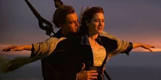 leonardo dicaprio/titanic
