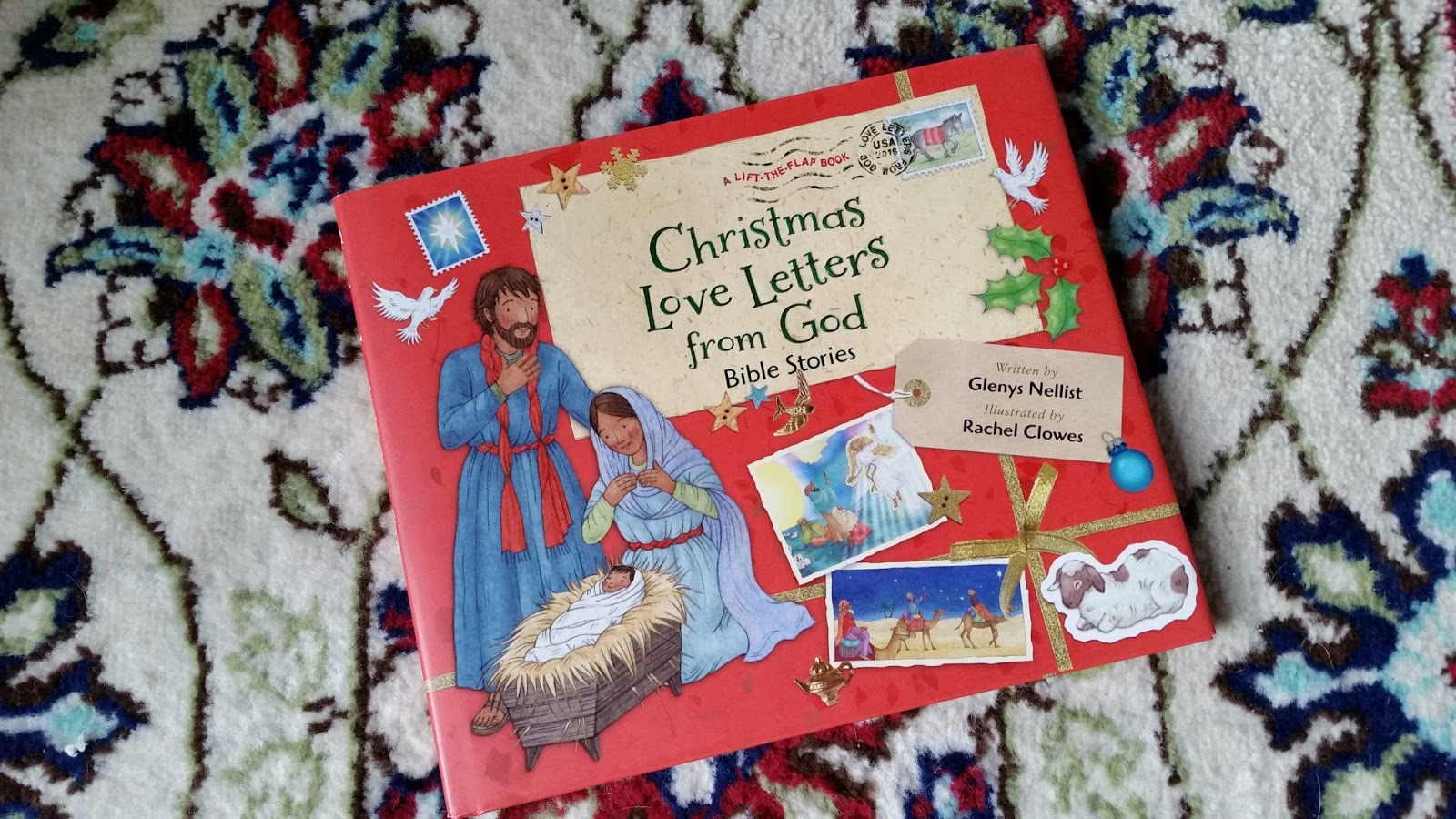 Journey for life christmas love letters from god review and give